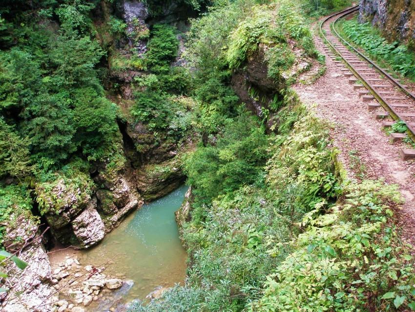 Фото: Путешествие в Гуамское ущелье