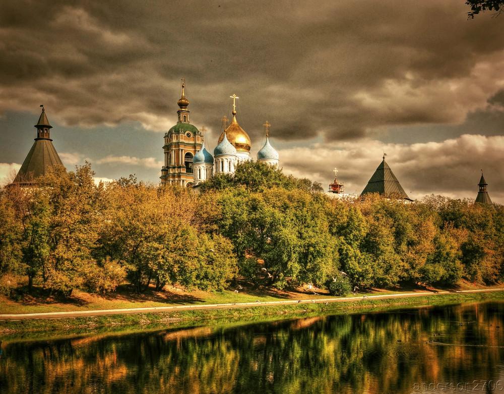 Фото: Монастыри Москвы