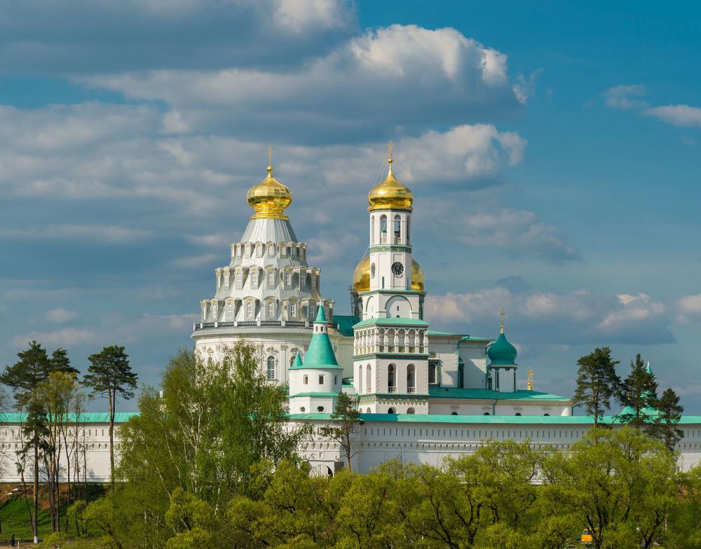 Фото: Монастыри на западных рубежах Москвы