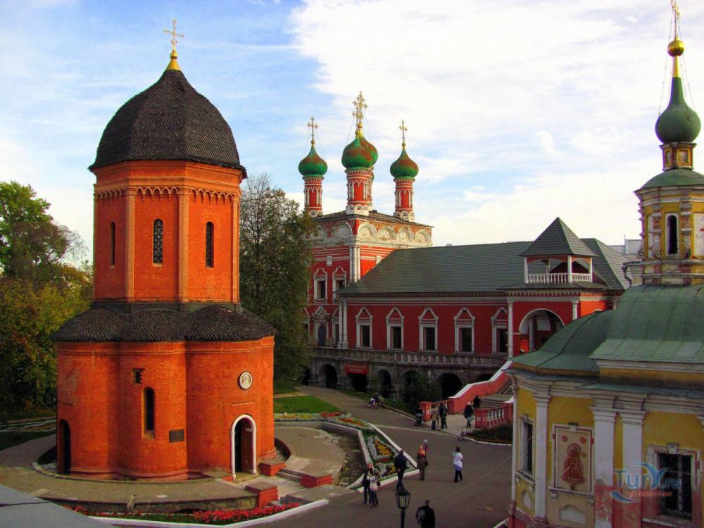 Фото: Мужские монастыри Москвы