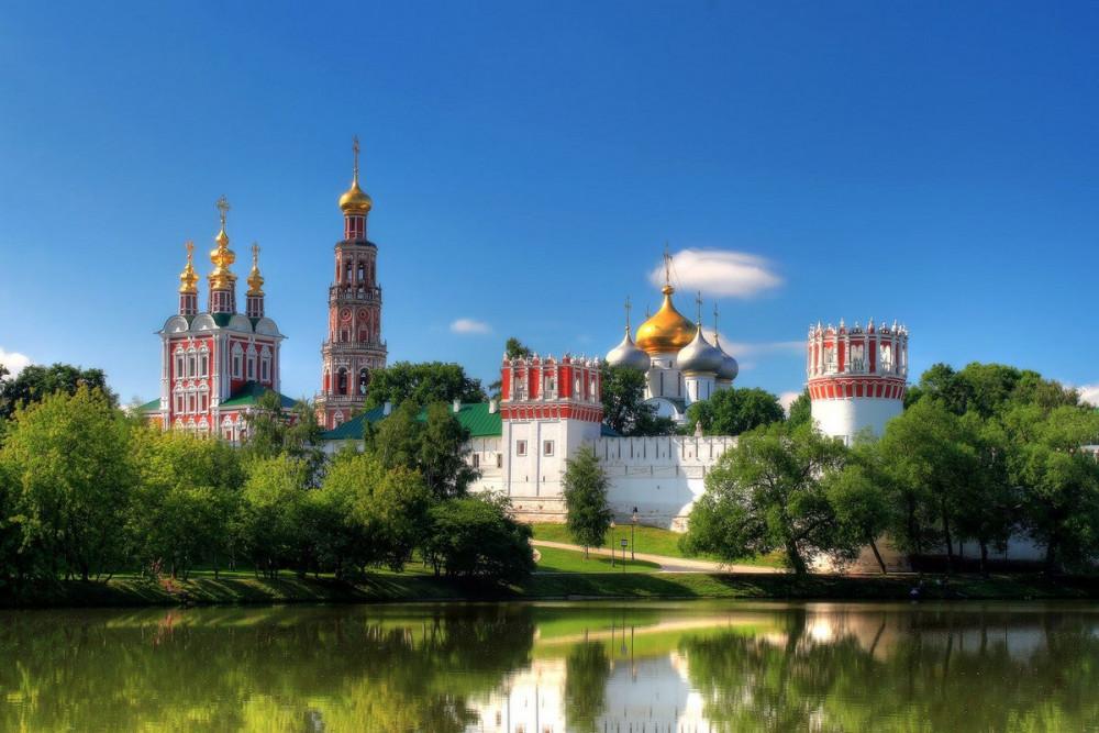 Фото: Женские монастыри Москвы