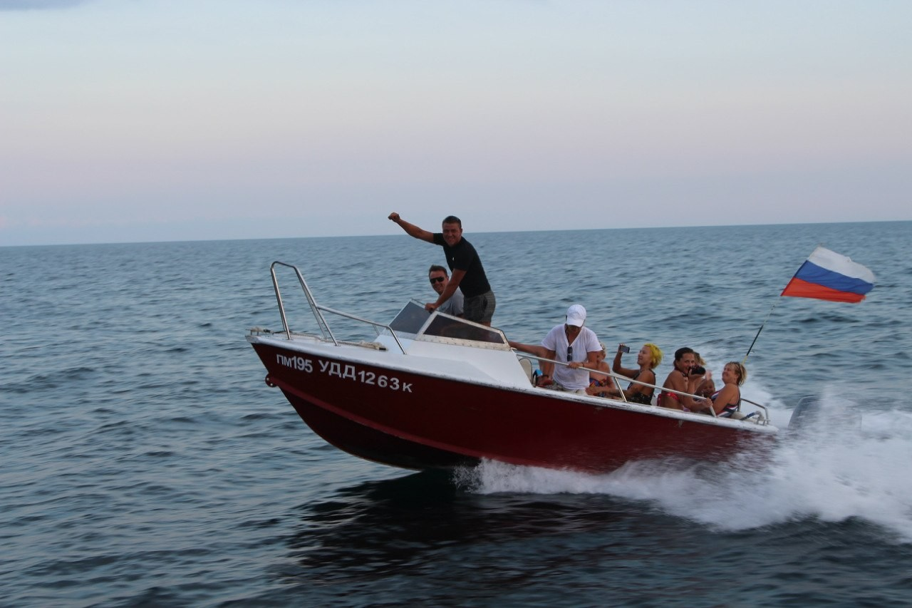 Фото: Аренда скоростного катера