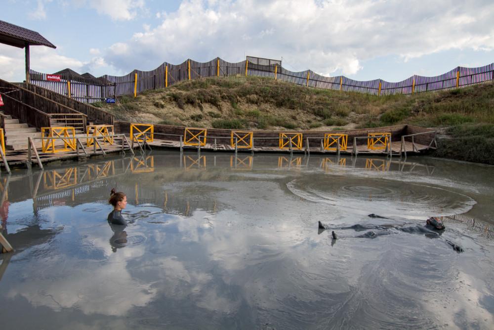 Фото: Тамань. Вулкан Тиздар
