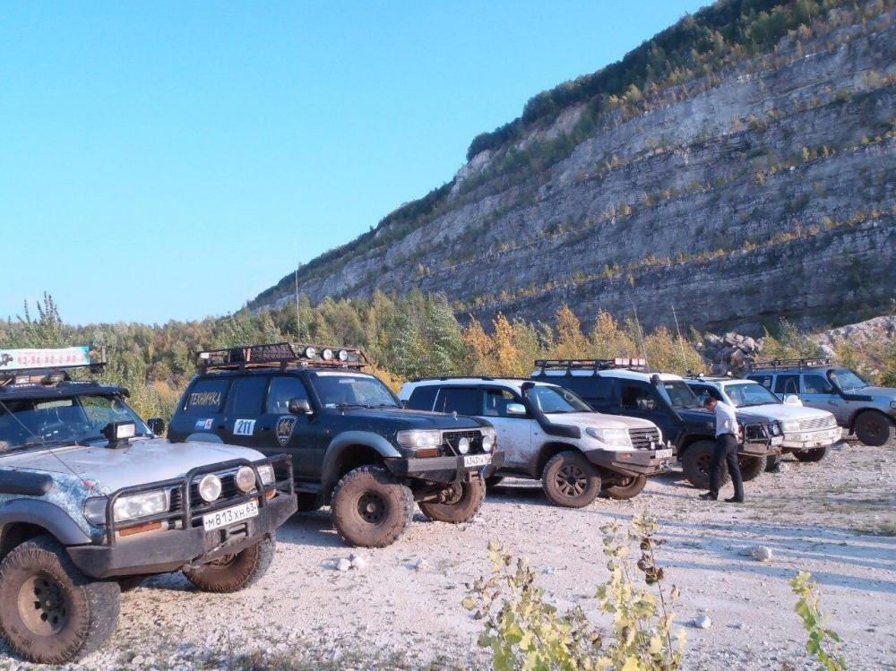 Фото: Джип-тур к Сокольим горам