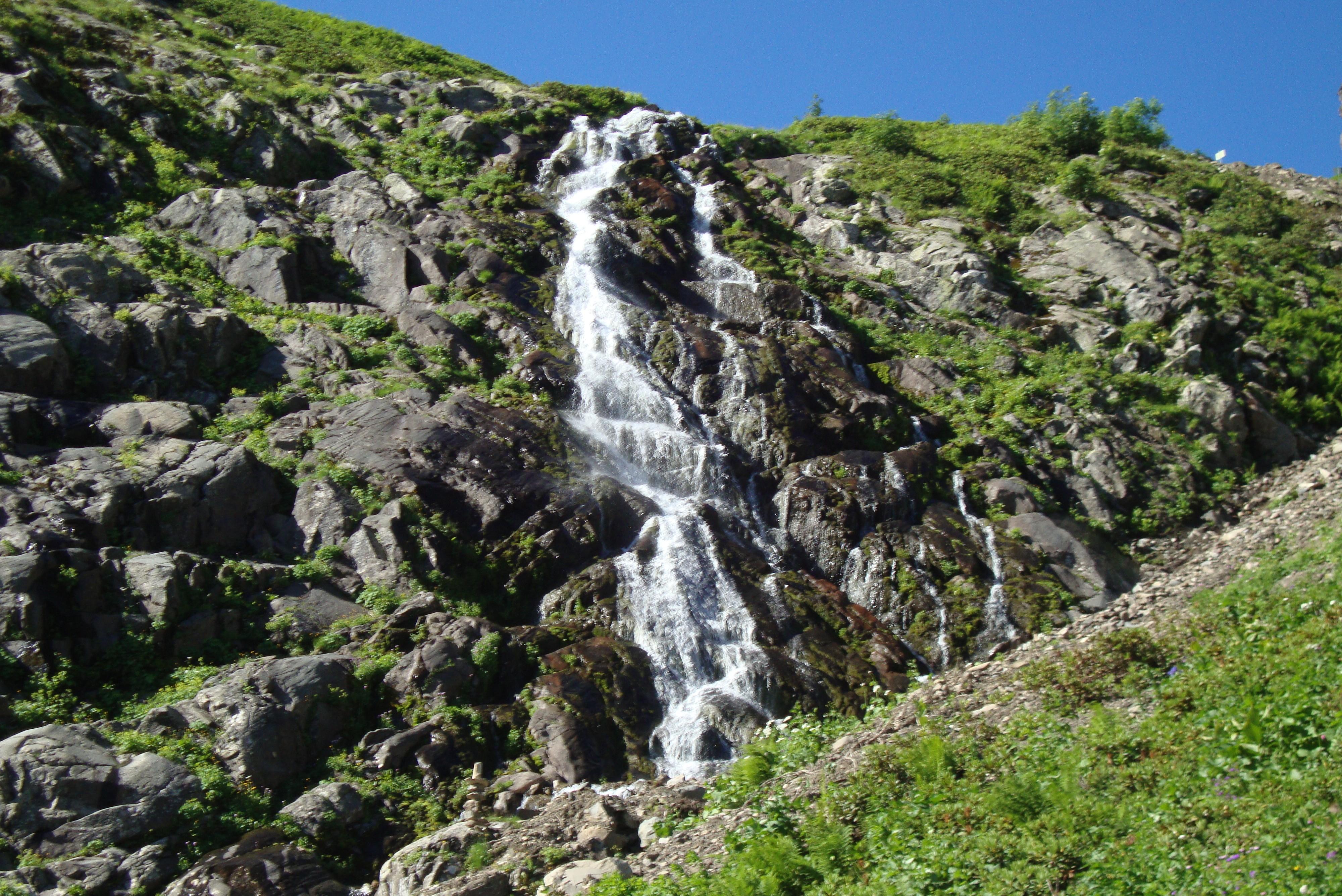 Фото: Поход: водопад Медвежий и Поликаря