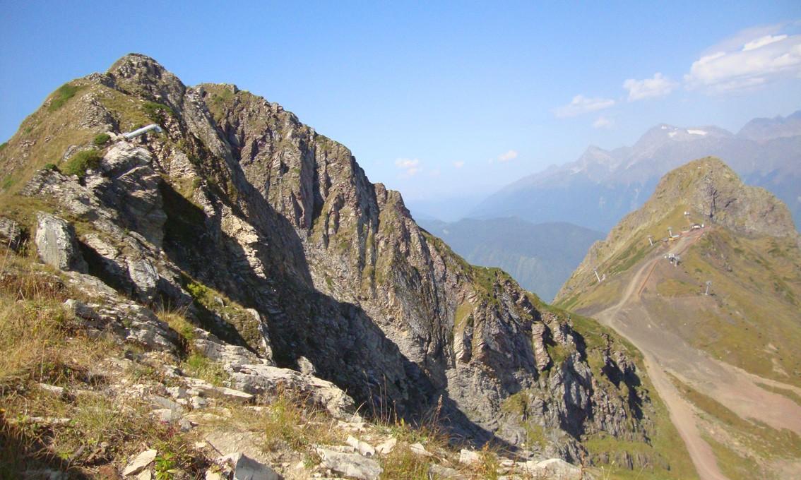 Фото: Поход: все вершины горы Аибга