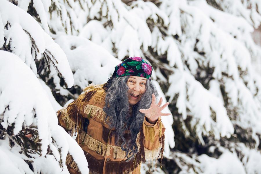 Фото: Карельские посиделки с шаманом в чуме