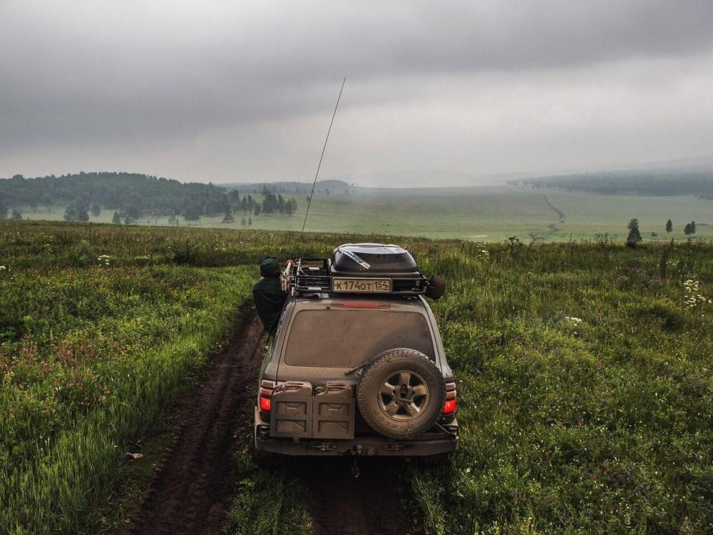 Фото: Экспедиция через всю Сибирь
