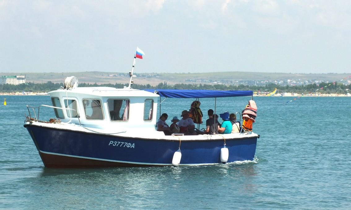 Фото: Аренда катера для прогулки и рыбалки