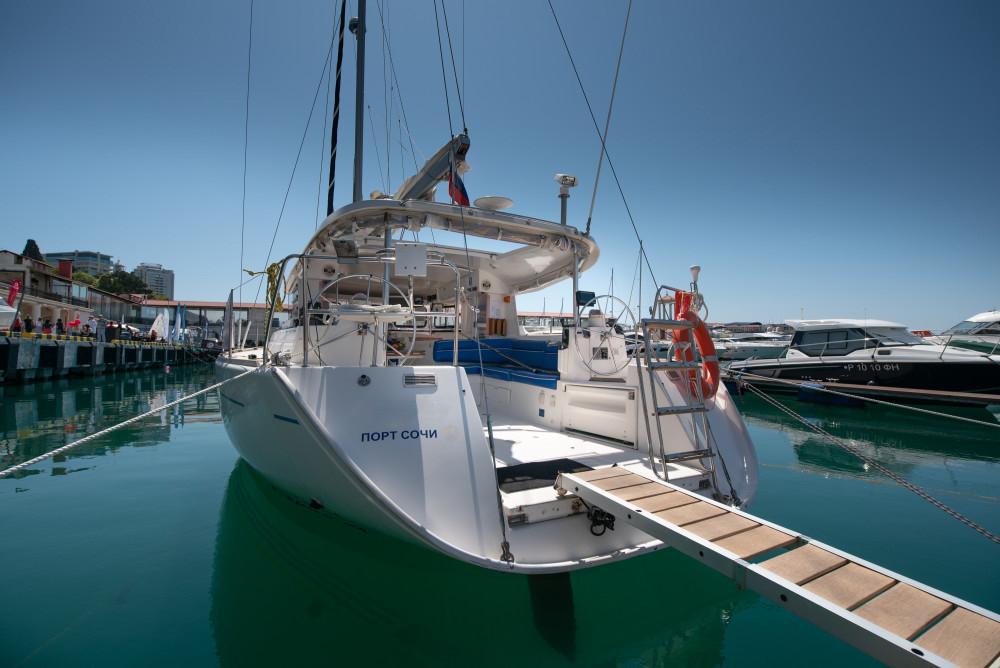 Фото: Мастер-класс по яхтингу в открытом море
