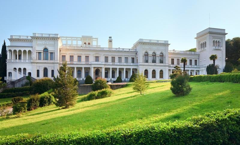 Фото: Тур: Ливадия, Массандровский дворец