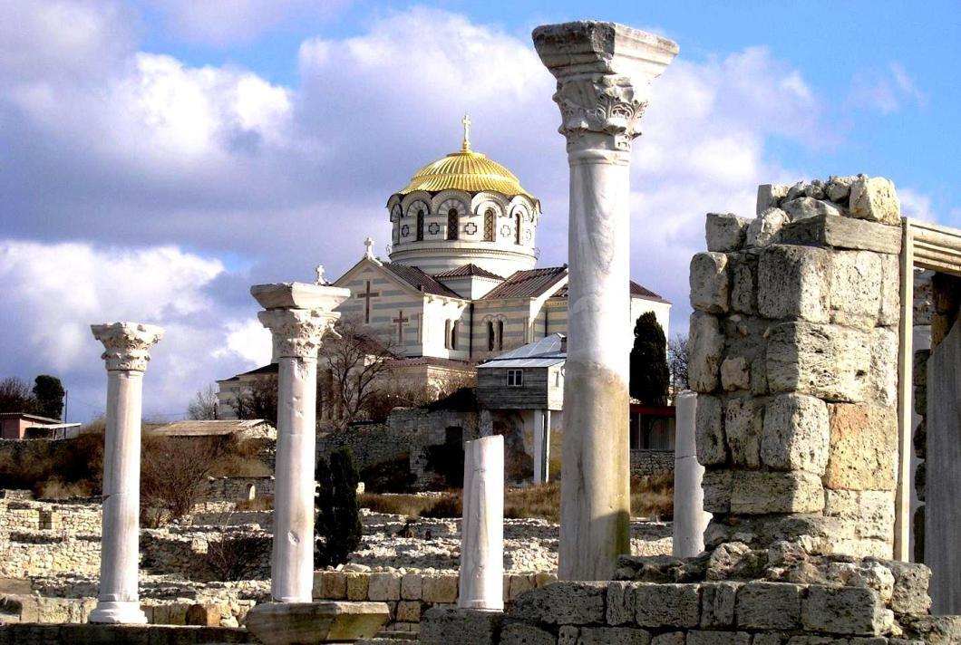 Фото: Тур: Севастополь, Херсонес