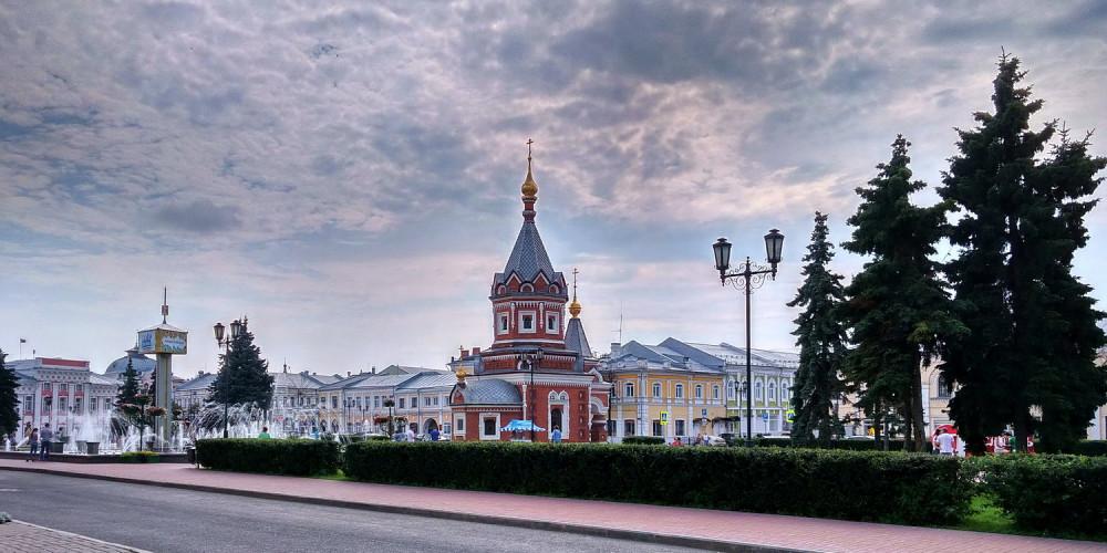 Фото: Вдоль по Екатерининской