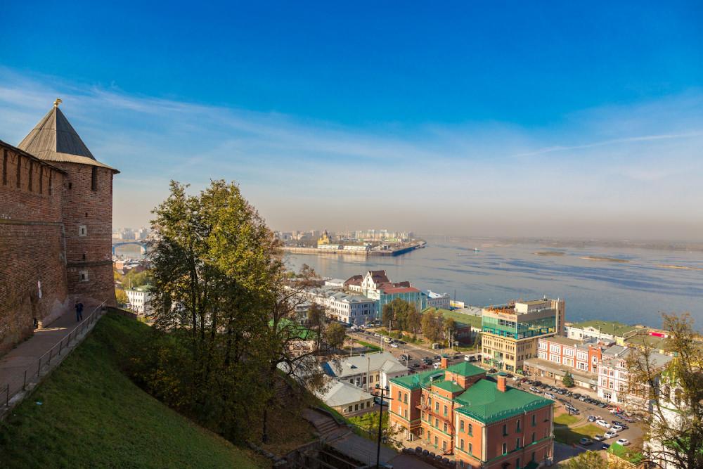 Фото: Нижний Новгород: Главный обзор
