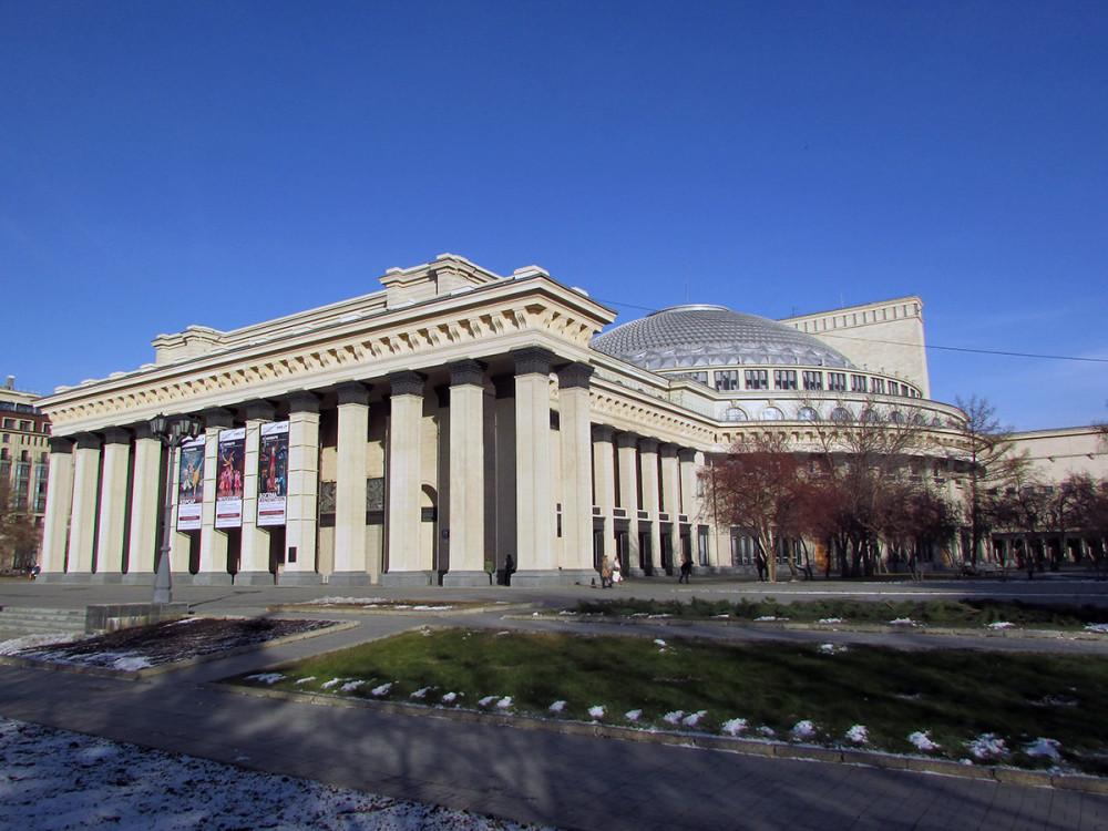 Фото: Юная столица древней Сибири