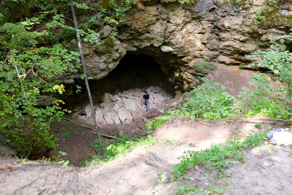 Фото: Эко-экскурсия: Ичалковские пещеры