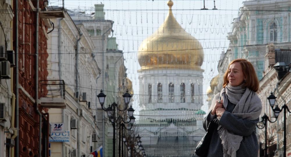 Фото: Знакомство с Ростовом-на-Дону