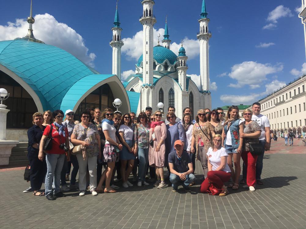 Фото: Казань - первая встреча
