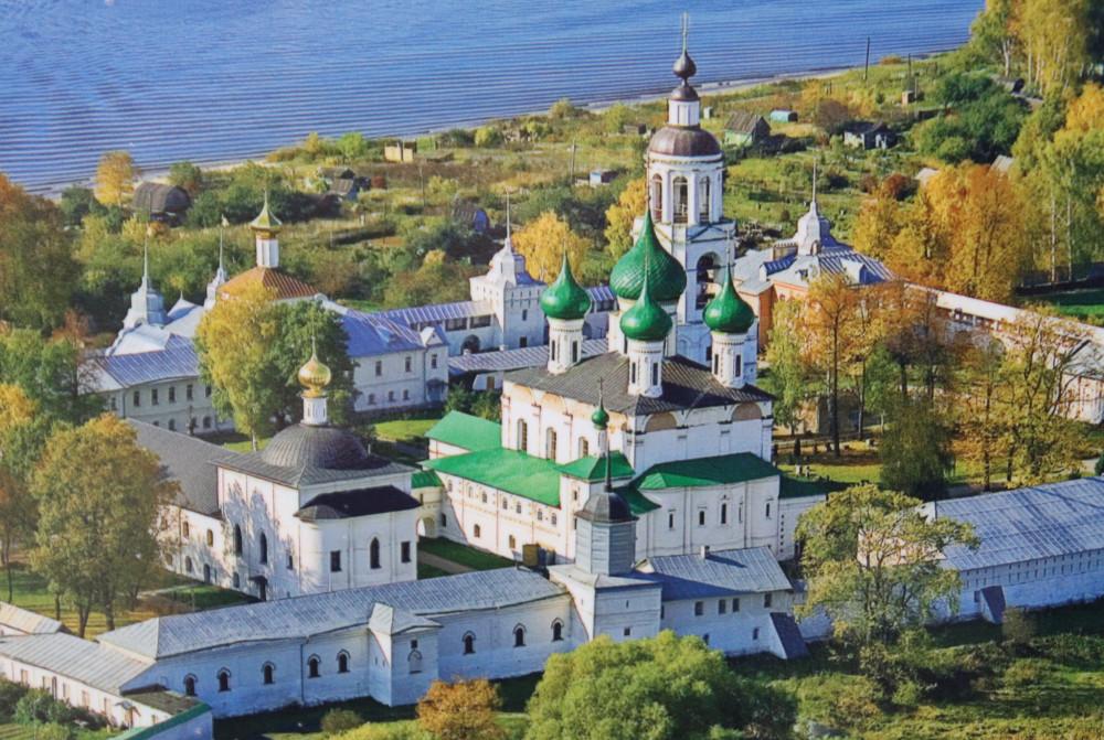 Фото: Крепость - обитель: экскурсия в Толгу