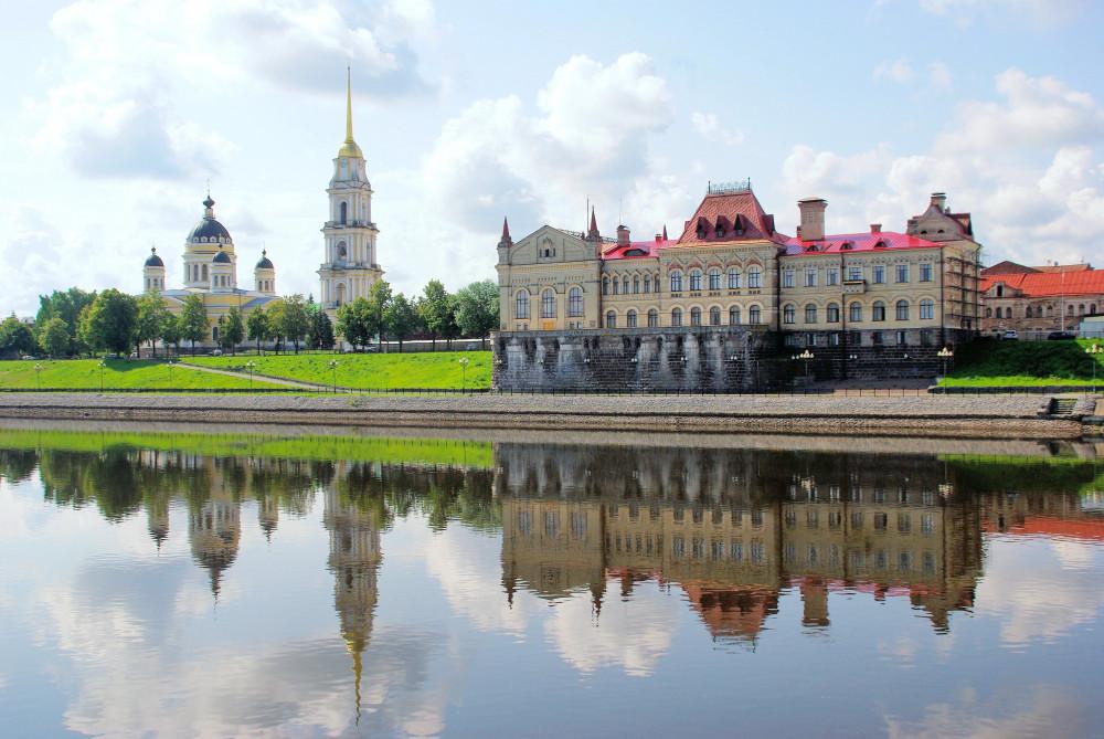 Фото: Рыбинск – бурлацкая столица Поволжья