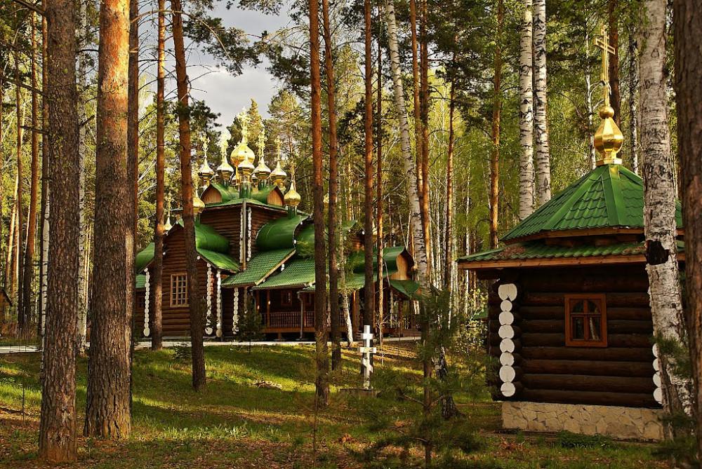 Фото: Романовы в Екатеринбурге