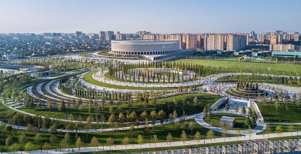 Фото: Парк «Краснодар»: территория будущего