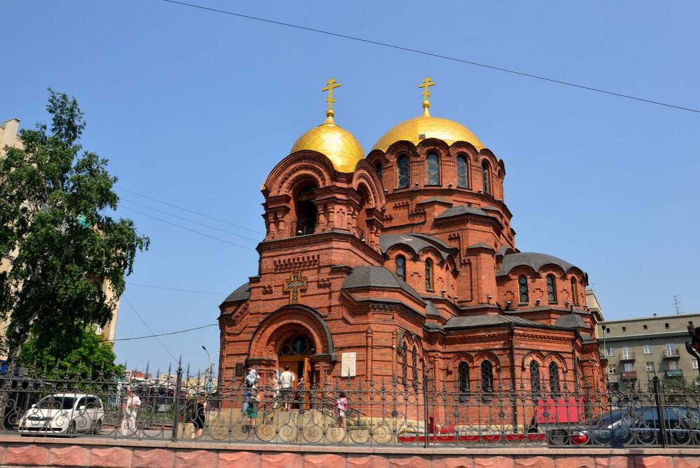 Фото: Православные храмы Новосибирска