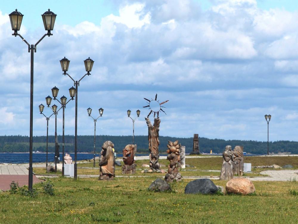 Фото: Обзорная прогулка по Петрозаводску