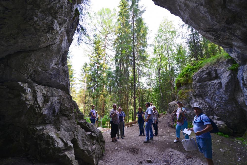Фото: Природный парк Оленьи ручьи