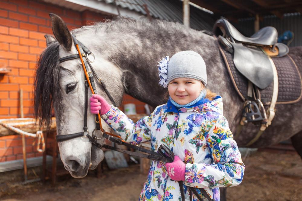 Фото: Экскурсия на конюшню с уроком верховой езды