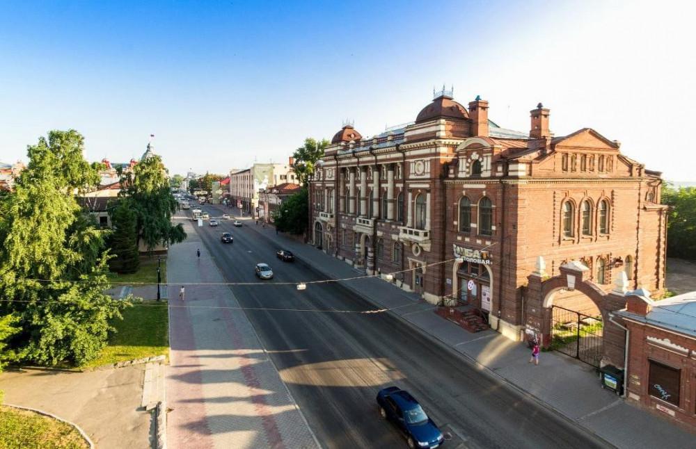 Фото: Купеческий Томск
