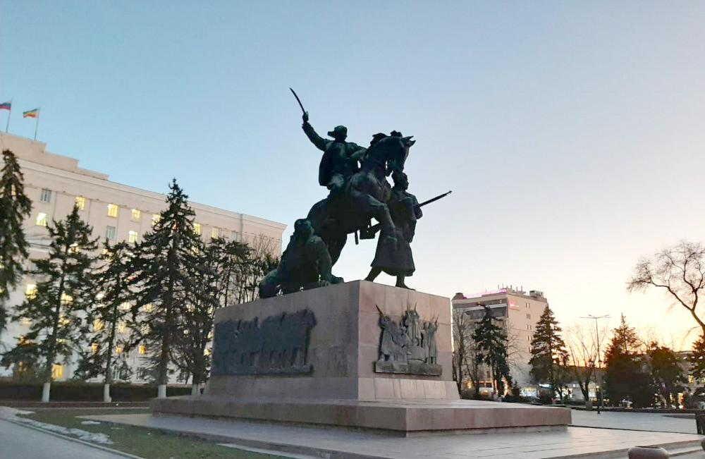Фото: О Ростове, с теплом и любовью