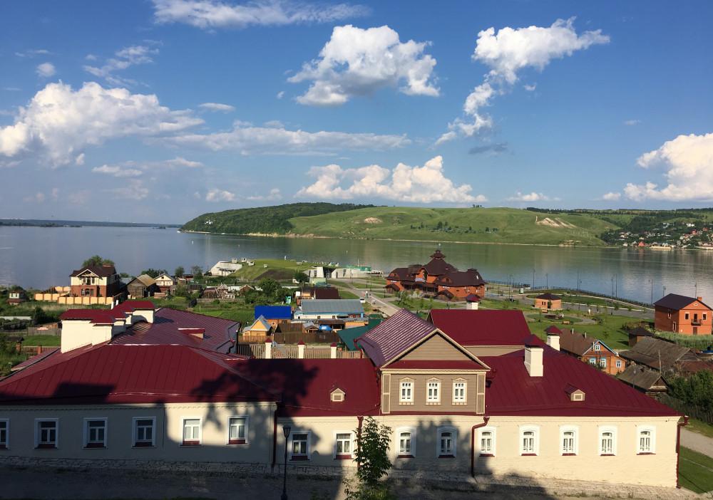 Фото: Добро пожаловать в Свияжск!