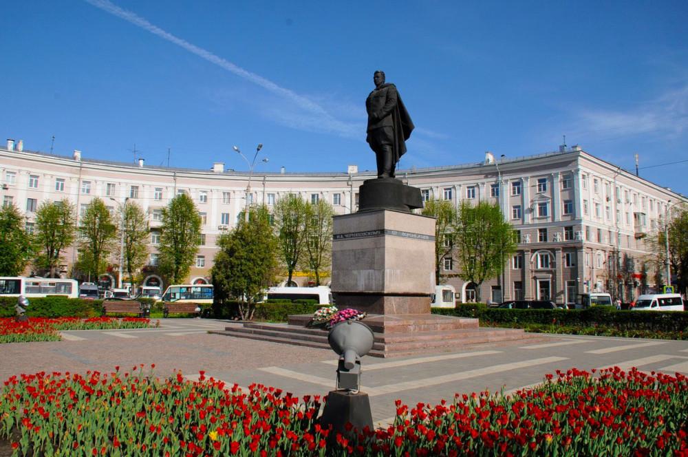 Фото: Воронеж и война