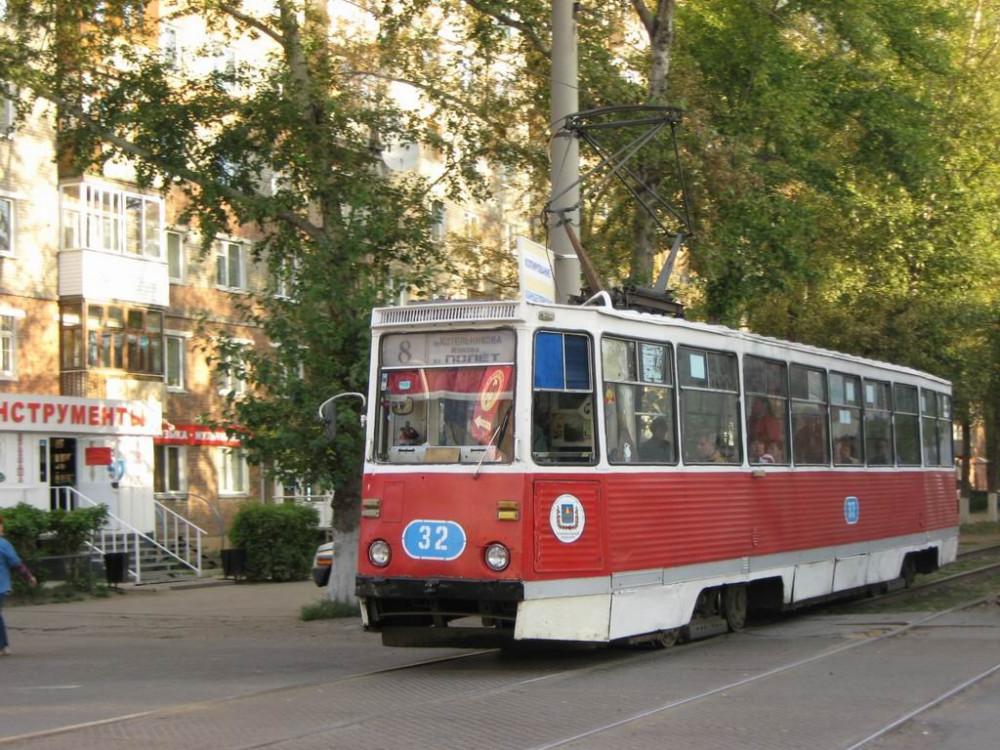 Фото: Трамвайное путешествие на маршруте № 8 по Омску
