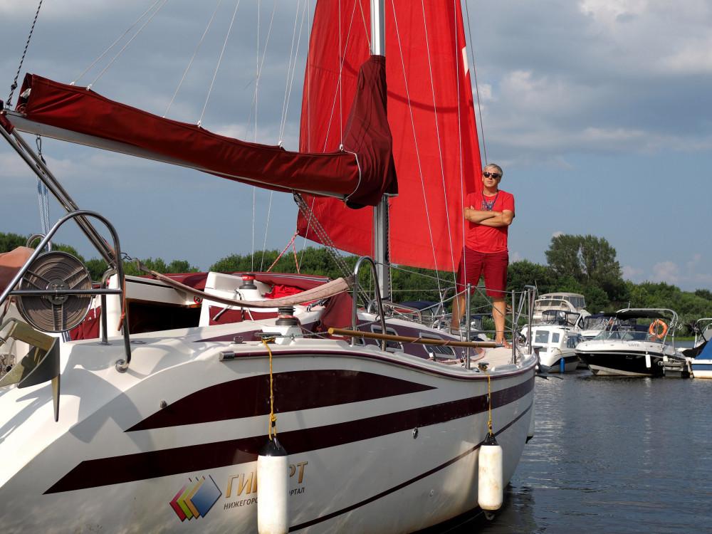 Фото: Круиз на яхте к Макарьевскому Монастырю