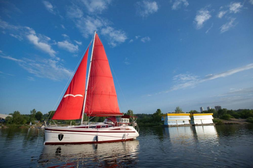 Фото: Круиз на яхте к Замку Шереметьева