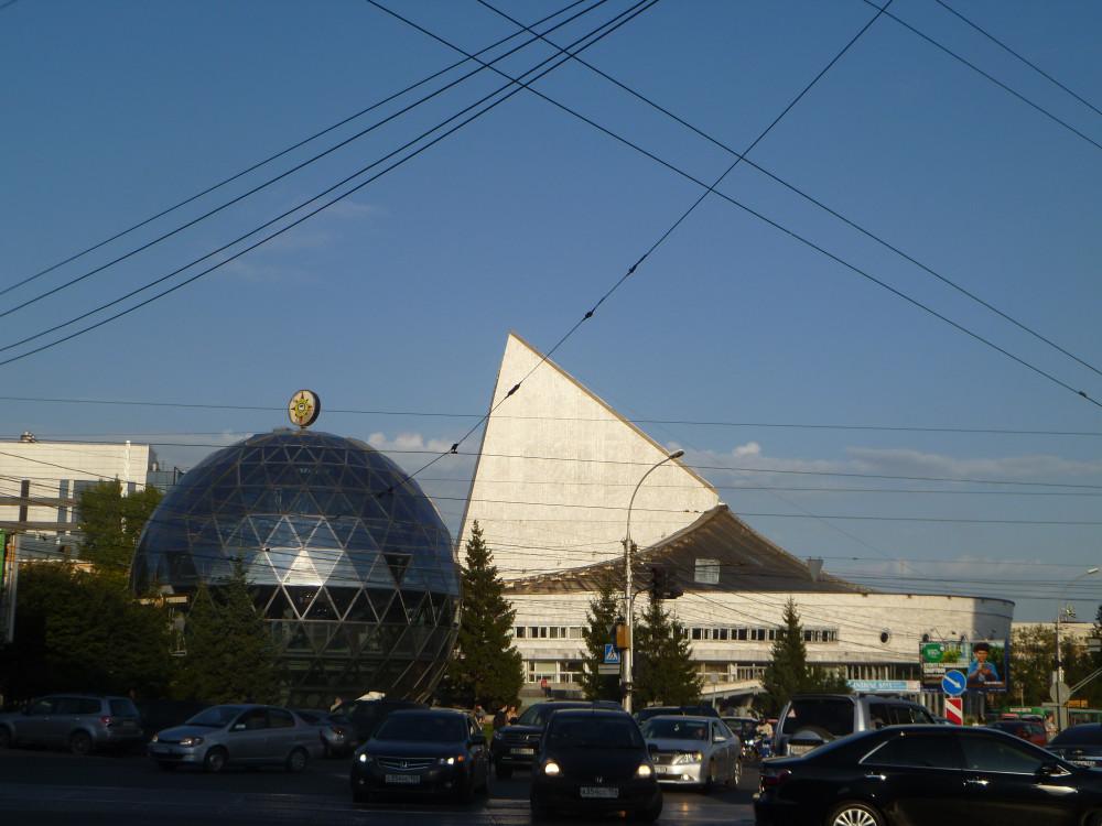 Фото: Весь Новосибирск за один день