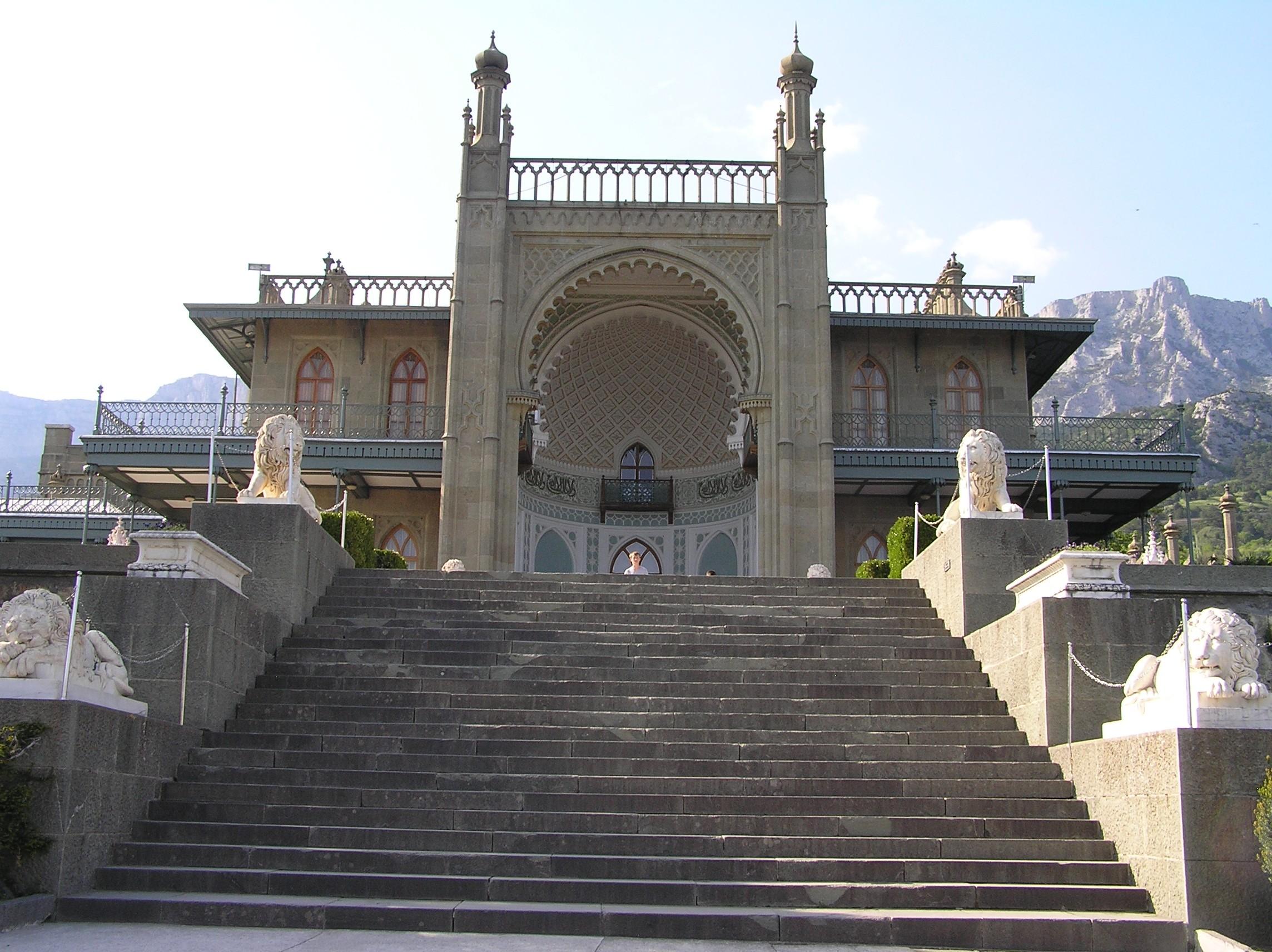 Фото: Комплекс дворцов Крыма