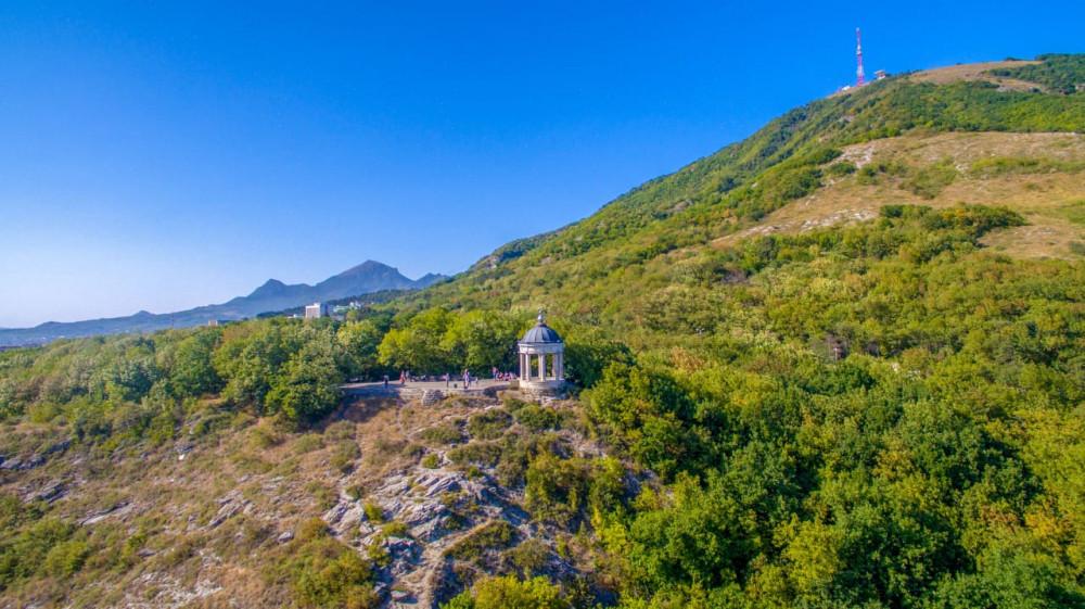 Фото: 4 основных города Кавказских Мин. Вод