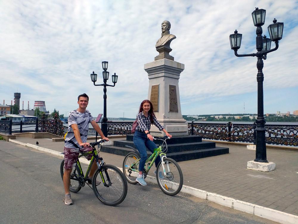Фото: Обзорная экскурсия на велосипеде