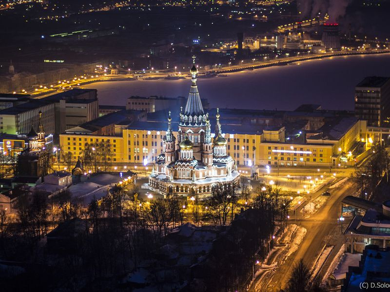 Фото: Ижевск. Нескучная экскурсия по городу