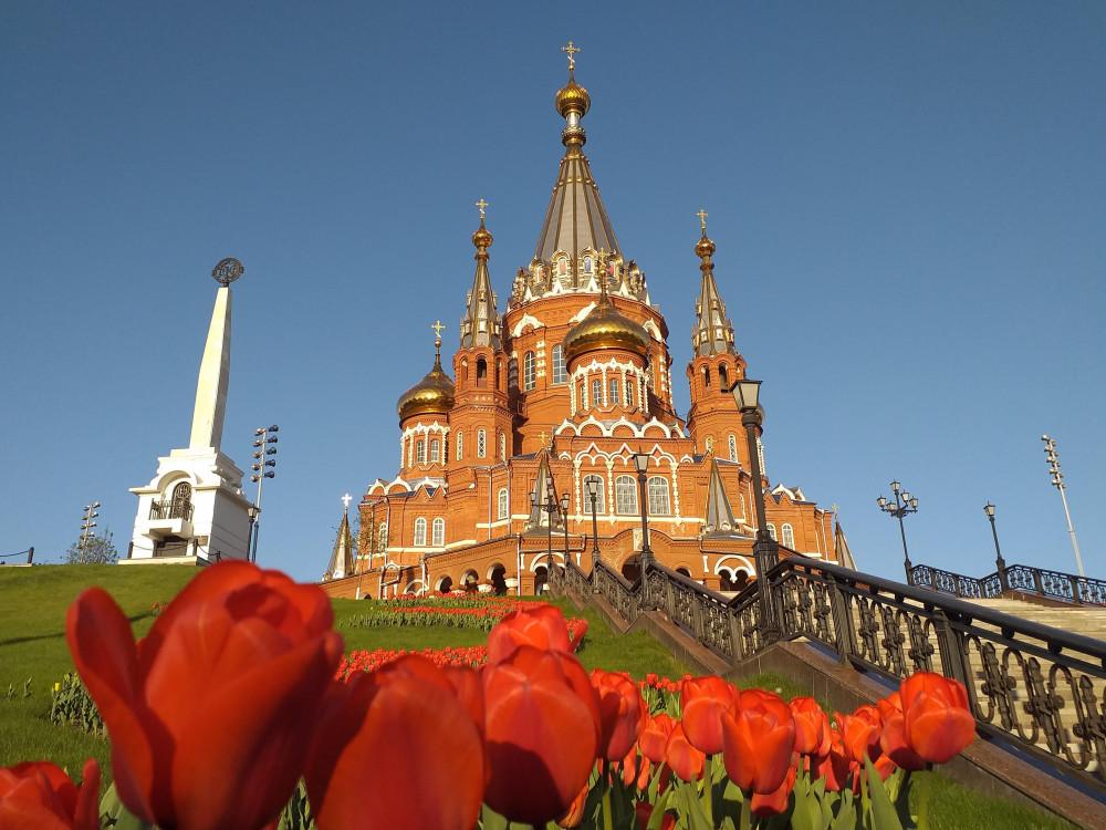 Фото: Ижевск-Восточный Петербург