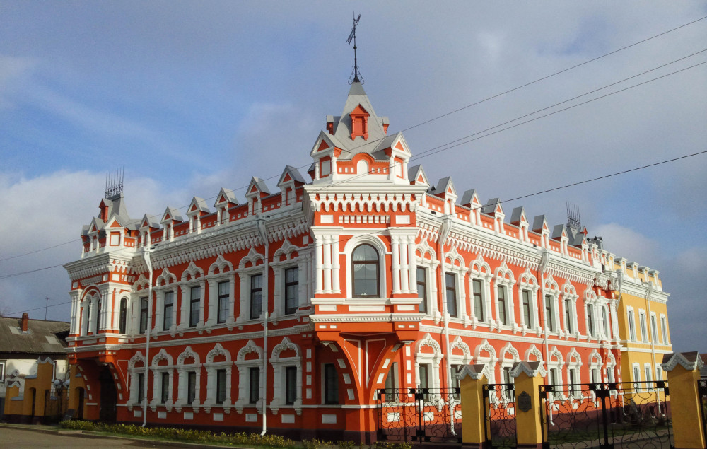 Фото: Сарапул. Купеческая столица Прикамья