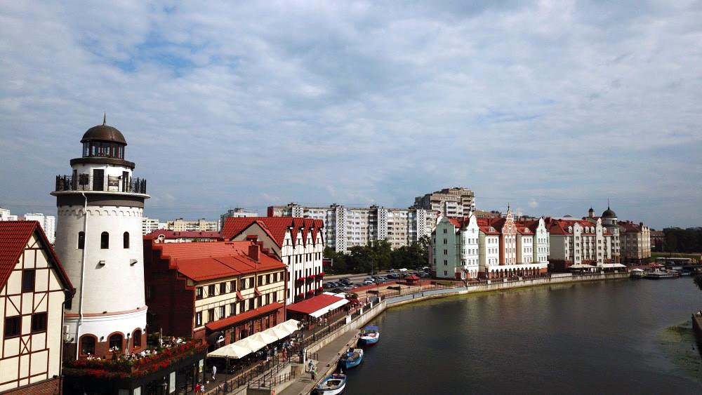 Фото: Из Кёнигсберга в Калининград