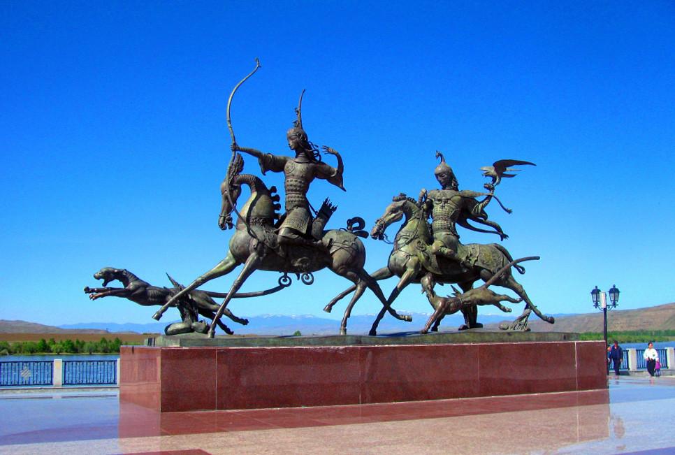 Фото: Путешествие по Усинскому тракту