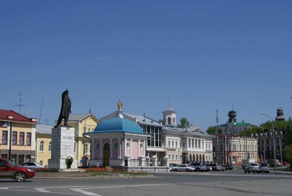 Фото: Площади Томска рассказывают