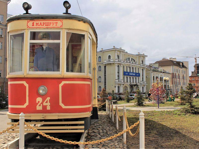 Фото: Самое интересное в Казани из окон трамвая