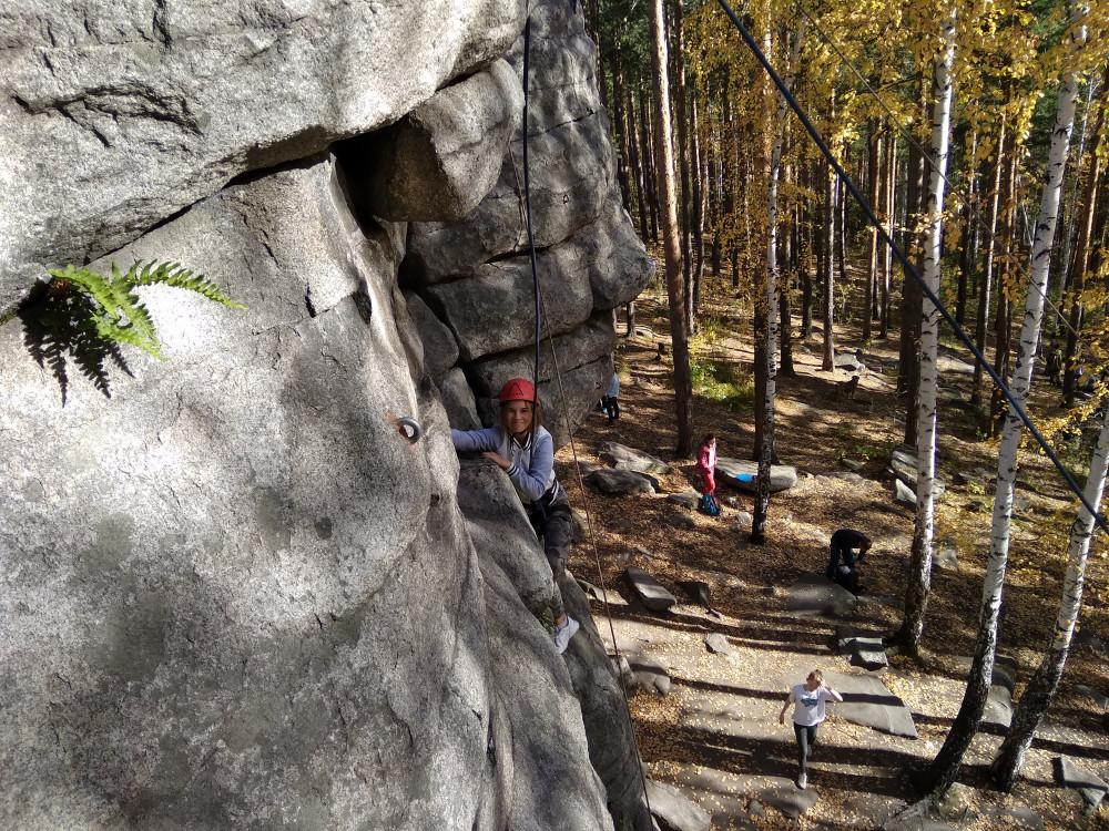Фото: Поход на скалы Петра Гронского