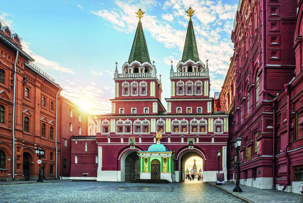 """Фото: """"Символ веры"""" Святыни сердца Москвы"""